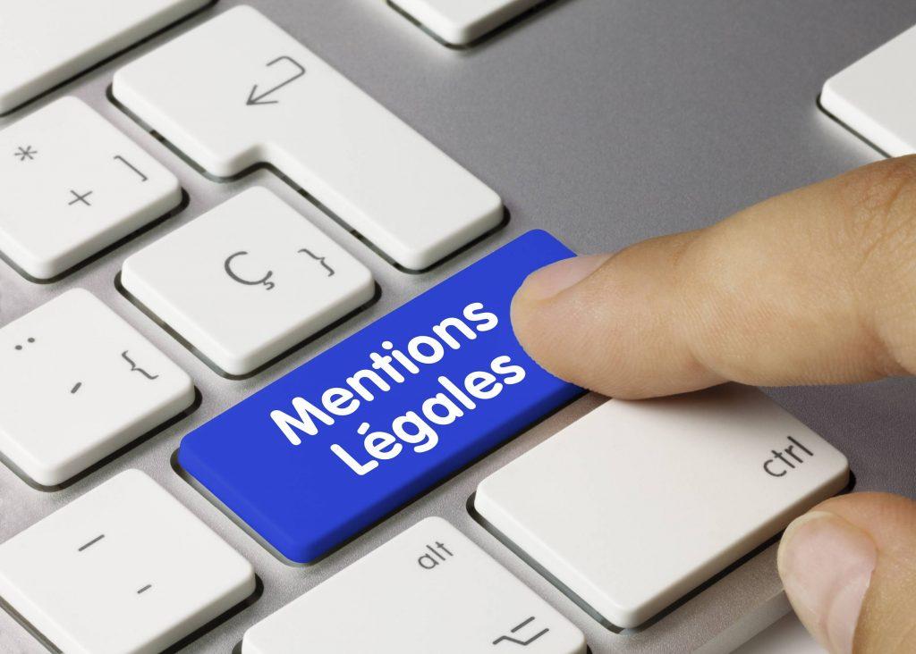Mentions Légales e-commerce